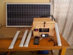 Kit solaire Burkina 1